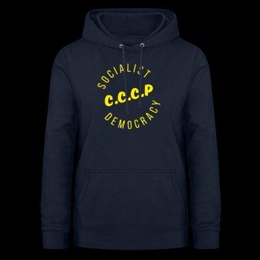 Socialisme Democratique - Sweat à capuche Femme