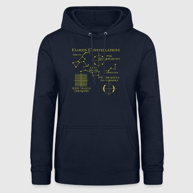Famous Constellations - Women's Hoodie