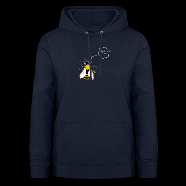 Save the bees! - Women's Hoodie