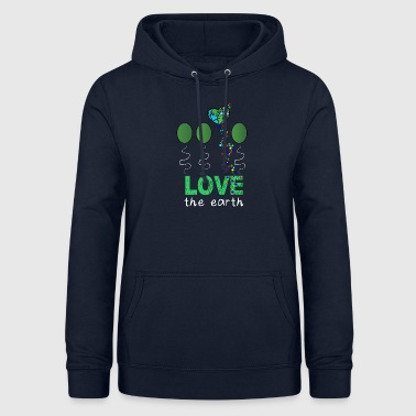 Love Mother Earth - Women's Hoodie