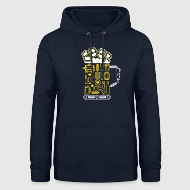 Beer Beer Craft Beer - Women's Hoodie