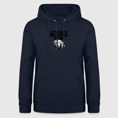 Be the Person - Women's Hoodie