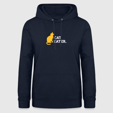 Macho Quotes: I Eat Cats! - Women's Hoodie