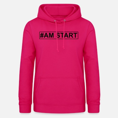 Start am Start - Frauen Hoodie