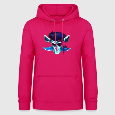 The ghost of the corsair - Women's Hoodie