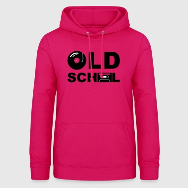 Old School - Sweat à capuche Femme