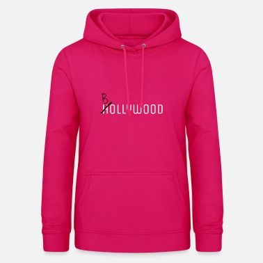 Hollywood Hollywood / Bollywood - Women's Hoodie