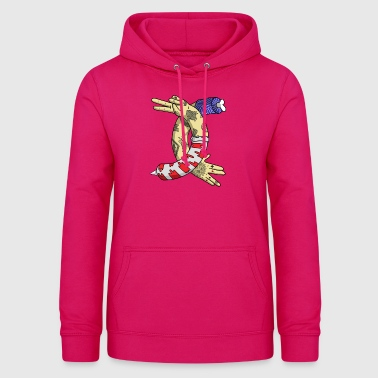 Tatoo Illustration - Frauen Hoodie