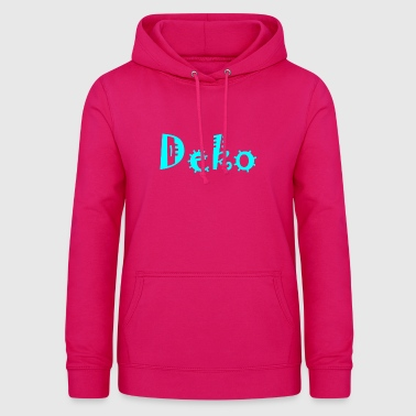 Decoration - Women's Hoodie