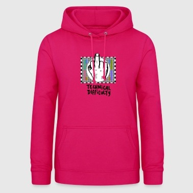 TeChniCaL dIFfiCuLtY - Women's Hoodie