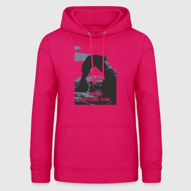 Arches National Park - Frauen Hoodie