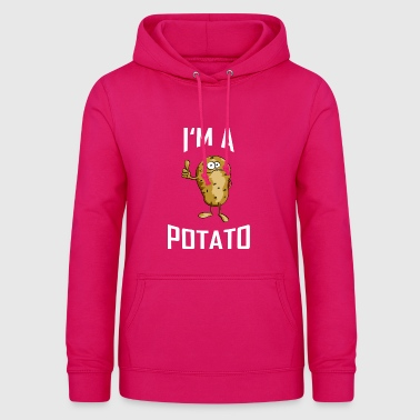 ++ I'm a Potato ++ Potato T-Shirt Potato's Gift - Women's Hoodie