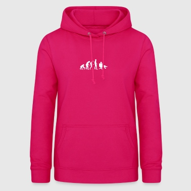 Evolution Business, Office, Chef, Armchair - Women's Hoodie