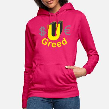 Moneygrubbing SUE GREED - Women's Hoodie