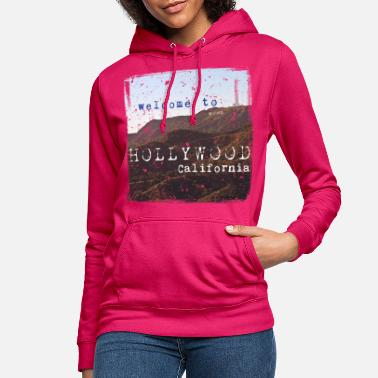 Hollywood Welcome to Hollywood Vintage - Women's Hoodie