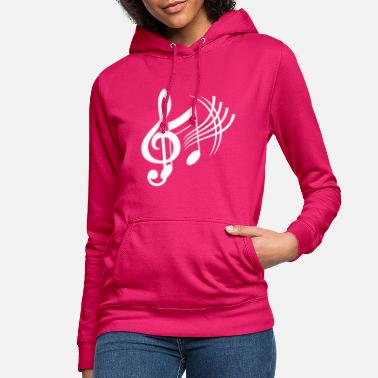 Notiz Fliegende Notizen - Frauen Hoodie