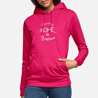 driving home for christmas - Women's Hoodie