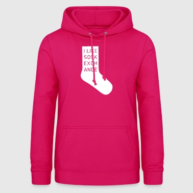 Sock exchange - Women's Hoodie