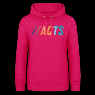 logo clothing by Pictures by acts - Women's Hoodie