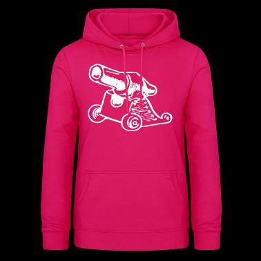 suchbegriff 39 kanone 39 pullover hoodies online bestellen spreadshirt. Black Bedroom Furniture Sets. Home Design Ideas