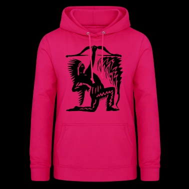 American Indian - Women's Hoodie