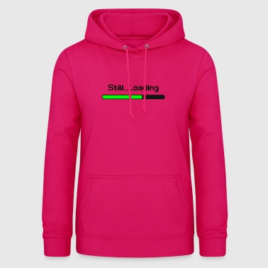 at the shop - Women's Hoodie