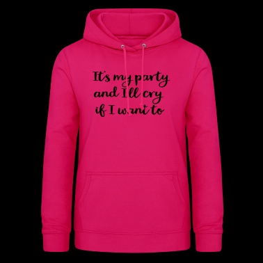 2541614 135158637 Farewell party - Women's Hoodie