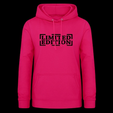 Limited Edition | Limited edition - Women's Hoodie
