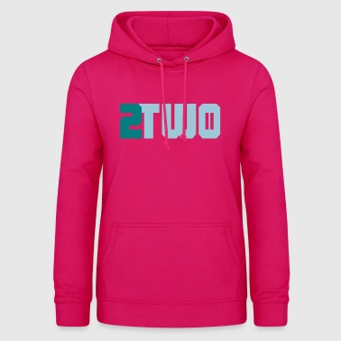 two two doubles - Women's Hoodie