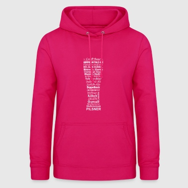 Beer, craft beer - Women's Hoodie