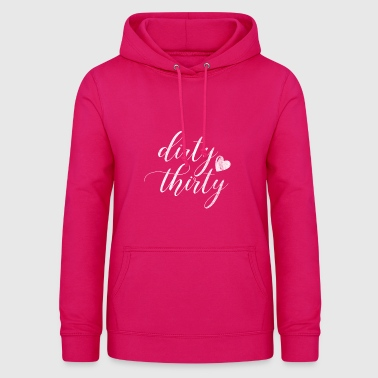 Shirt for 30th birthday gift - Women's Hoodie