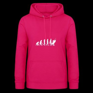 Evolution hockey schlittschuh eishockey - Frauen Hoodie