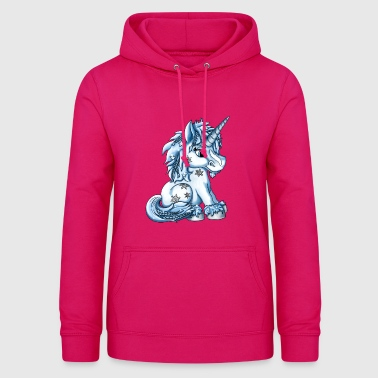 Gel Unicorn Elsi - Sweat à capuche Femme