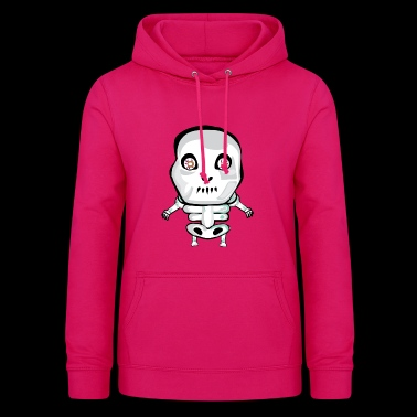 Ripper with mask - Women's Hoodie