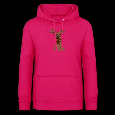 forest - Women's Hoodie