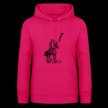 Indian - Women's Hoodie