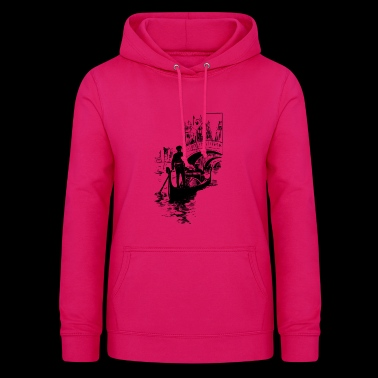 Venice canal - Women's Hoodie