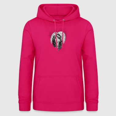Angels with Cherubim - Women's Hoodie