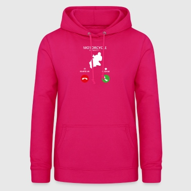 Call Mobile Phone - Women's Hoodie