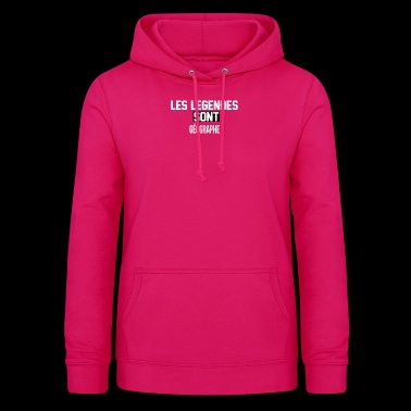 Geographic - Women's Hoodie