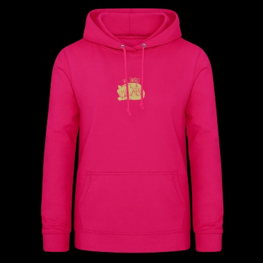 CATS | THE SNUGGLE - Women's Hoodie
