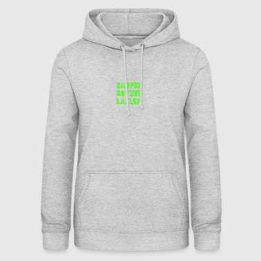 Punks and skins - Women's Hoodie
