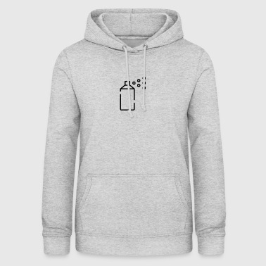 Spray can - Women's Hoodie