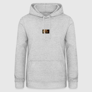 beautiful furry tiger - Women's Hoodie