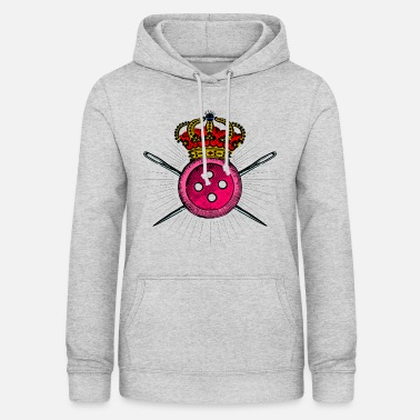 Queen of Sewing - Women's Hoodie