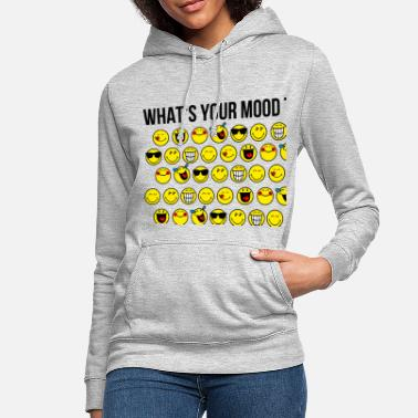 SmileyWorld Your Mood Today Collection - Women's Hoodie