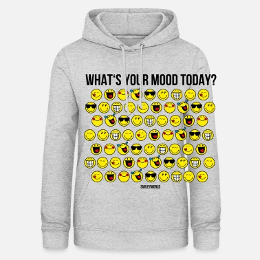 SmileyWorld Smileys What's Your Mood Today - Frauen Hoodie