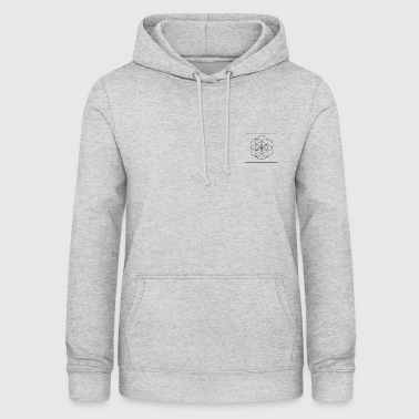 Flower of life apparel - Women's Hoodie