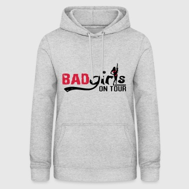 bad girls - Sweat à capuche Femme
