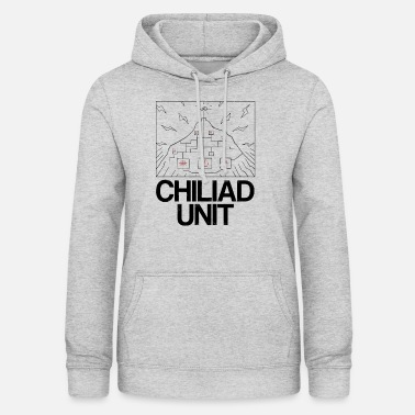Gta Chiliad Unit - Women's Hoodie